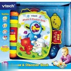 Rhyme & Discover Book 60801