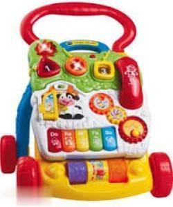 First Step Baby Walker 61763