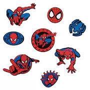 استيكر فومي DECOFUN 23968 SpiderMan 14pcs