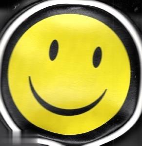 جامدادي گرد Happy Face