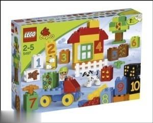 Lego Duplo Play with Num 5497