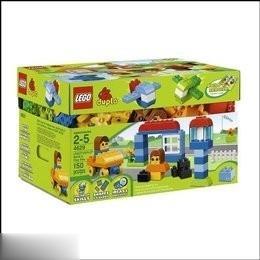 Lego Duplo Build Play Box 4629