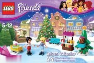 Lego Friends Advent Calender 41016