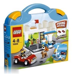 Blue Suitcase 10659