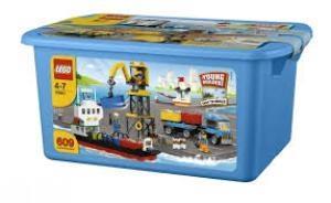 Lego Creative Chest 10663