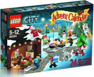 Lego City Advent Calender 60024