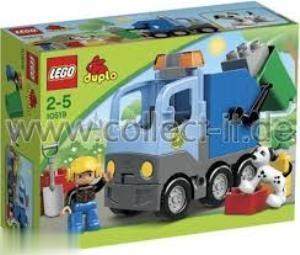 Garbage Truck 10519