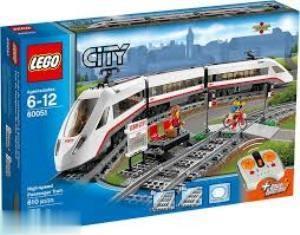 High Speed Passenger Trair 60051