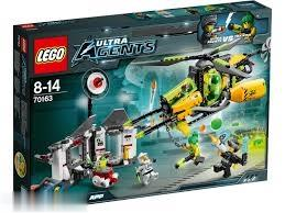 Ultra Agents 70163