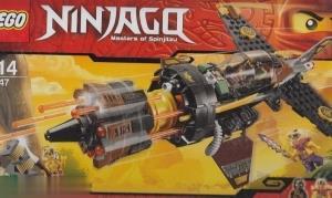Ninjago Masters of Spinjitzu 70747