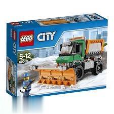 Snowplow Truk 60083
