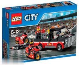 Racing Bik Transporter 60084