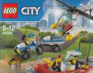 City Starter Set 60086
