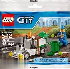Garbage Car 30313