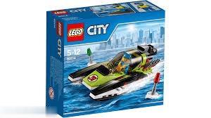 City Race Boat 60114