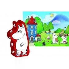 Moomin Deco Puzzle 6601
