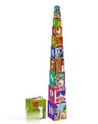 Mommin Stacking Cube 7253