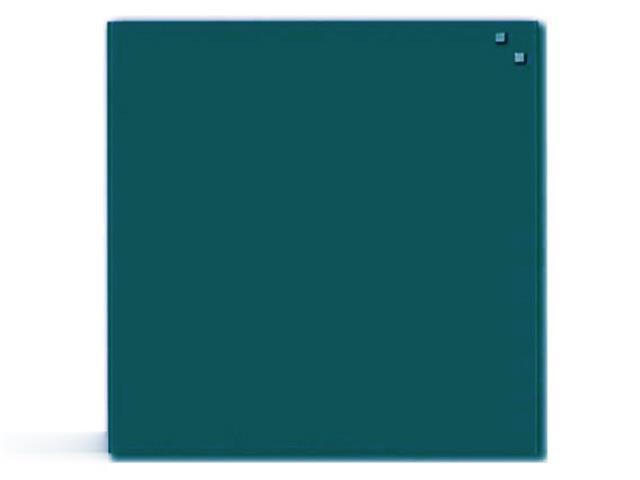 برد شيشهاي مغناطيسي سبز آبي NAGA 10751 45×45