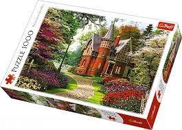 پازل Victorian Cottage 1000pcs 10355