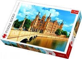 پازل Schwerin Palace 1000pcs 10430