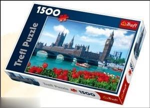 پازل Parliament London England 1500pcs 26104