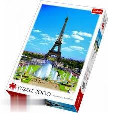 پازل The Eiffel Tower 2000pcs 27051