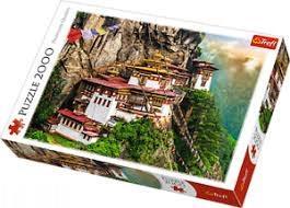 پازل Tigers Nest Bhutan 2000pcs 27092