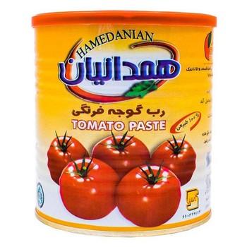 کنسرو رب گوجه فرنگی همدانیان 800گرم