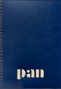دفتر لغت معني 80 برگ سيمي جيبي pan P.P