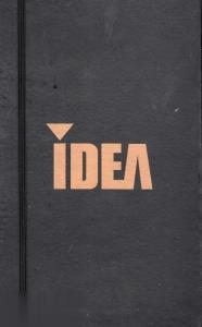يادداشت 120 برگ كشدار 13×21 IDEA