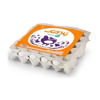 تخم مرغ 20 تایی تلاونگ