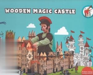 Wooden Magic Castle 8177