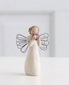 Angel of the Heart Ornament 26053