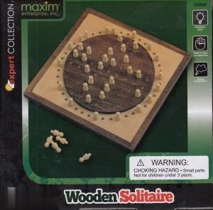 Wooden Solitaire Maxim 547
