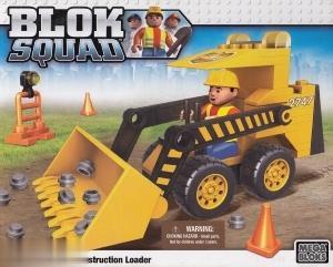 Construction Loader 2412 Fire patrol 2411