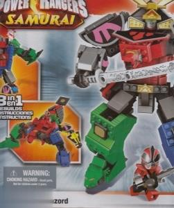 Samurai Megazord 5785