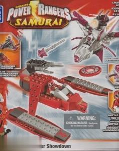 Red Ranger Showdown 5789