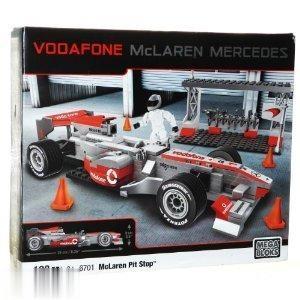 Vodafone Mclaren Mercedes GP Car-6702