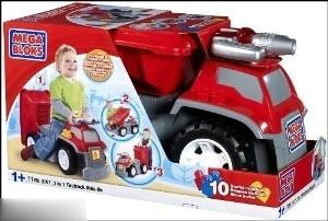 firetruck ride on 8507