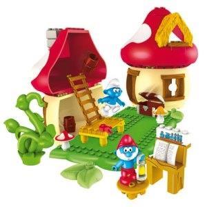 The Papa Smurfs House 10709