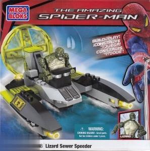 Lizard Sewer Speeder 91338 - 91337