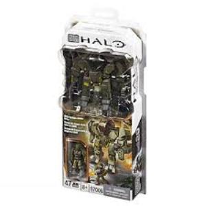 Halo Unsc 47pcs 97006 - 97007