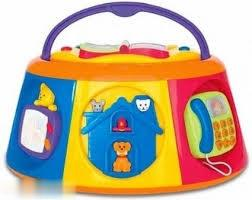 Carry Along Activity Box 029637