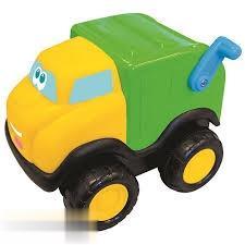 Garbage Truck 050054