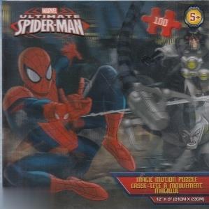 پازل Spider Man 3D 100pcs 13090