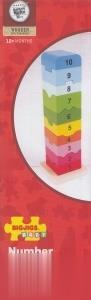 Number Stacking Tower 1287