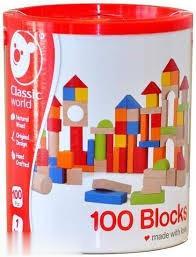 ًWooden Blocks 3642