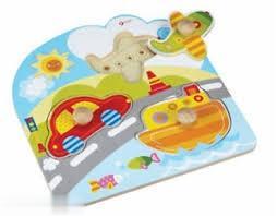 Transport Puzzle 3542