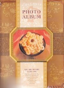 آلبوم عكس چسبي 20 عددي H5-102