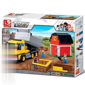Town Construction M38 B0552